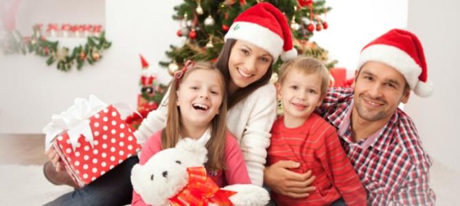 Vánoční dekorace a dárky