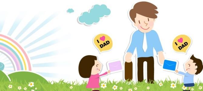 Den otců 2015 se blíží