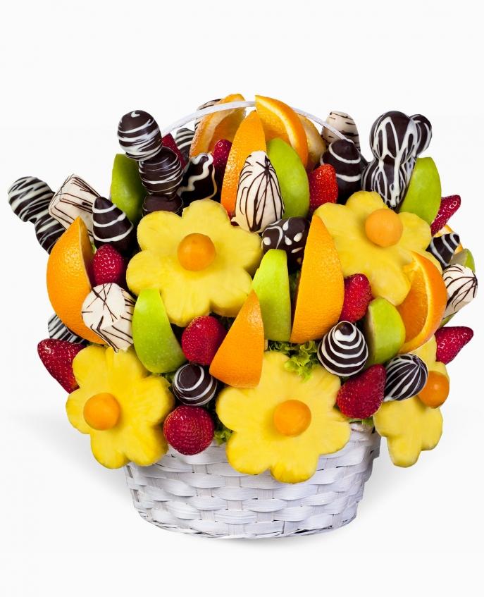 Ovocná bomba plná vitamínů a zdraví.